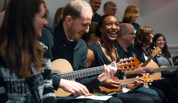 Just Play - Musical Futures Training