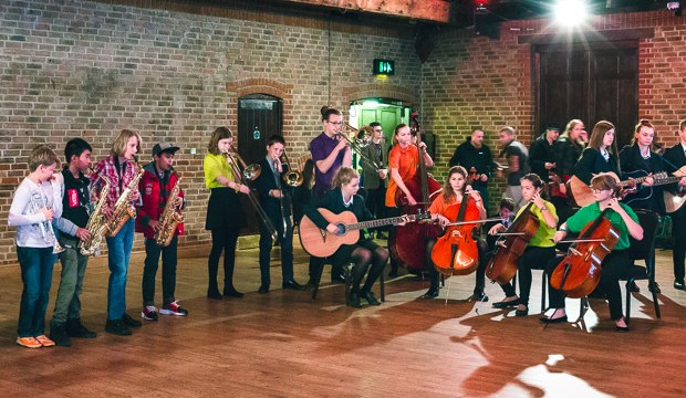 One Cue: Music-Making with Ensembles - Musical Futures Training