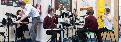 Teaching the RSL Level 2 Certificate Music Practitioners Course
