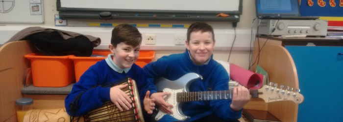 What do primary pupils think about Musical Futures?