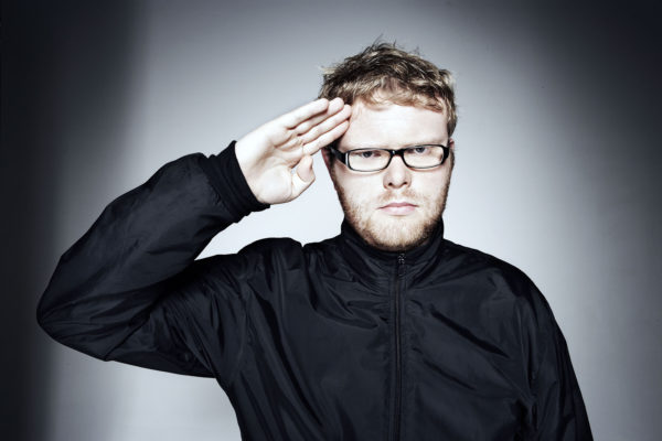 Picture Shows: Huw Stephens Prenster for Radio 1