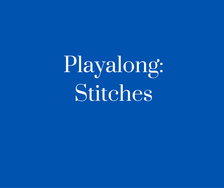 Playalong- Stitches