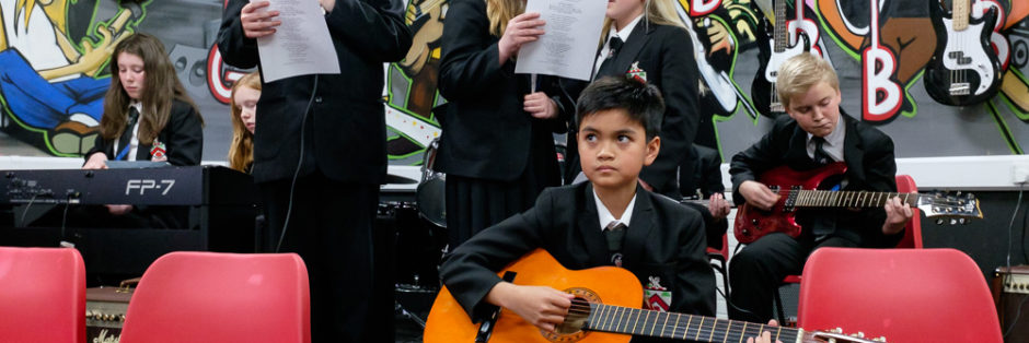 How does Musical Futures prepare students for GCSE music?