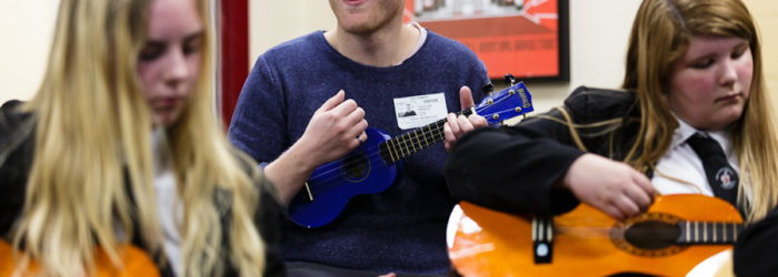 Why high-quality music-specific CPD matters for music teachers