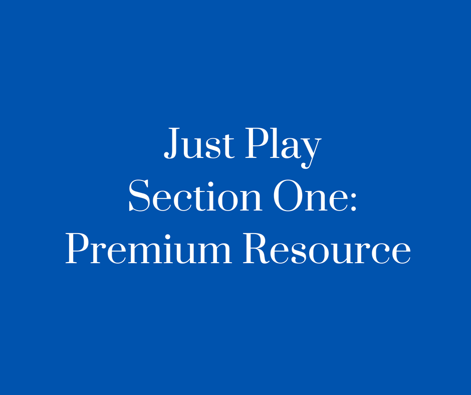 JP Section 1 Resource Cover
