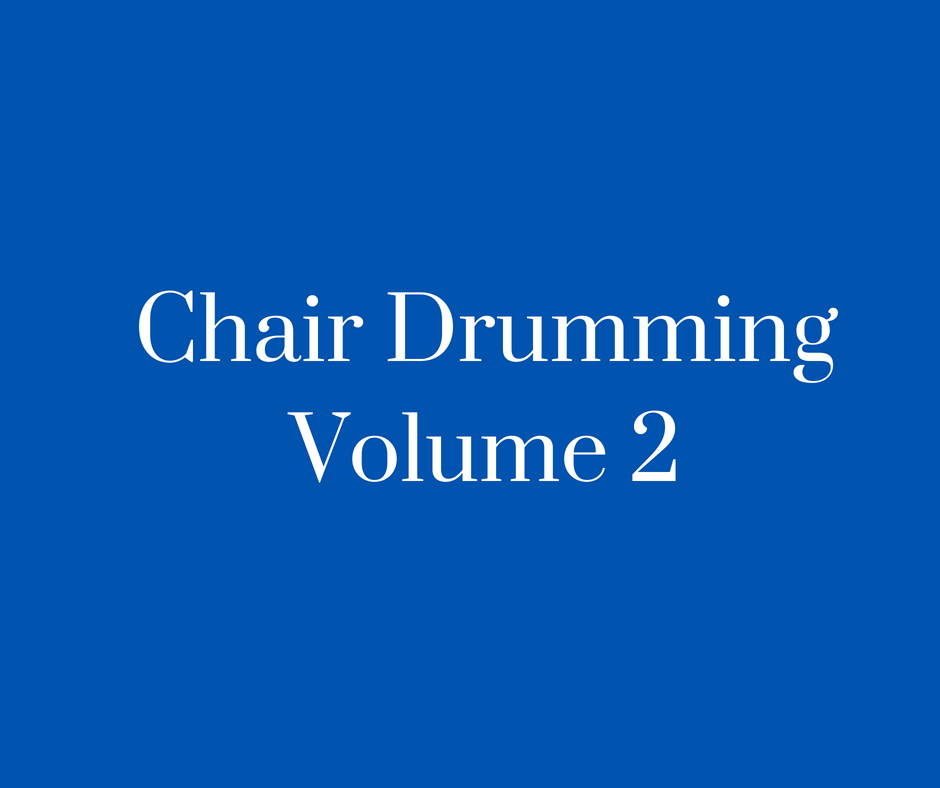 Chair Drumming cover