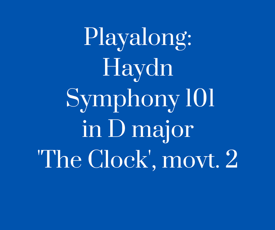 Playalong_The Clock