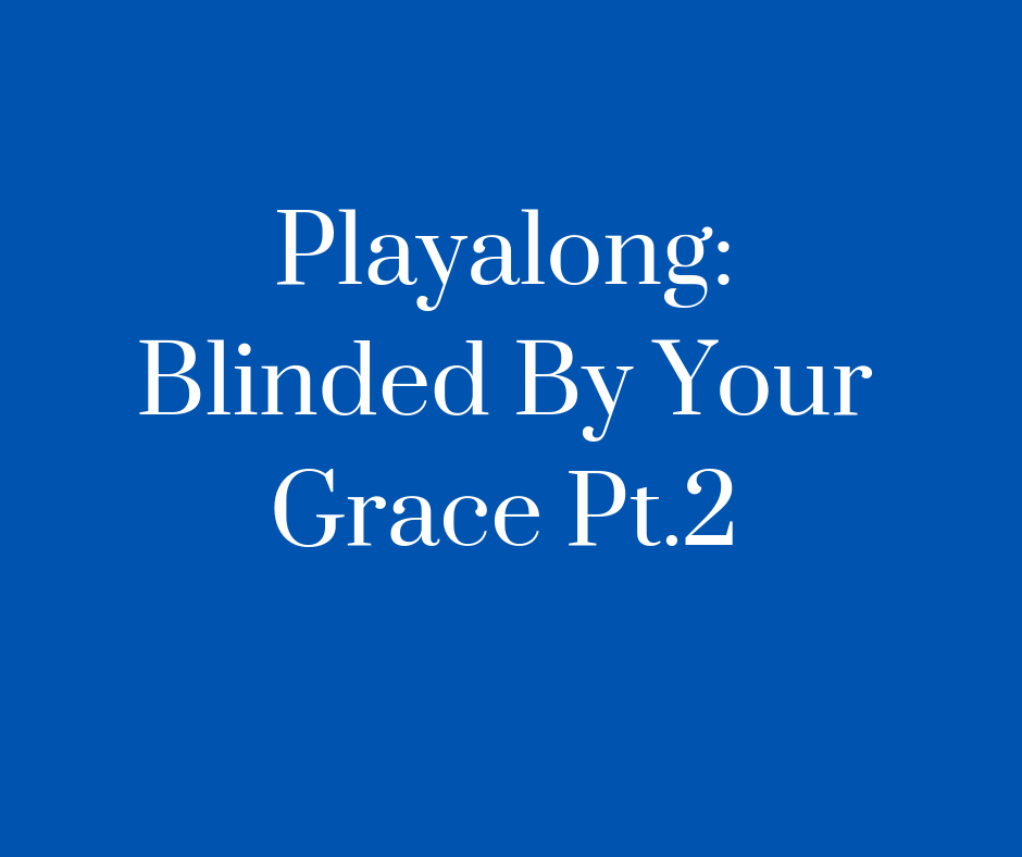 Blinded By Your Grace Pt.2 Resource Cover